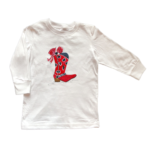 Girls Tee Shirt Long Sleeve TS953