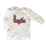 Boys Tee Shirt Long Sleeve TS962