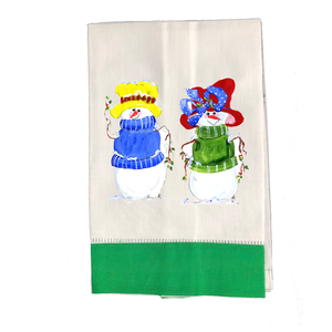 Tea Towel  Christmas TSRYHG