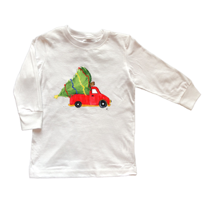 Boys Tee Shirt Long Sleeve TSTWT
