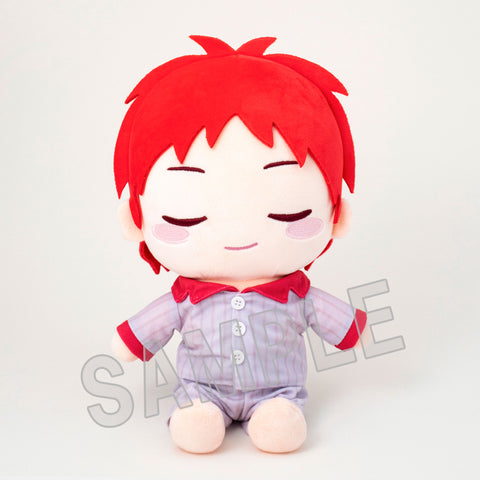 Chara-Ani Good Night Plush Akashi Seijuro - Kuroko's Basketball