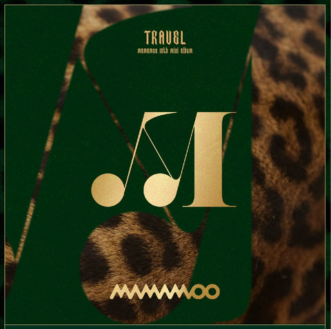 [PRE-ORDER] MAMAMOO - TRAVEL Album with ON WORLDWIDE Co. Photocard