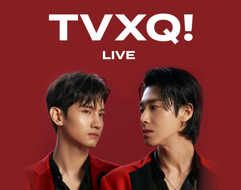 [PRE-ORDER] TVXQ - Beyond the T (Beyond LIVE BROCHURE)