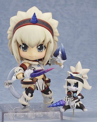 Monster Hunter 4 - Nendoroid Hunter: Female - Kirin Edition (re-run)