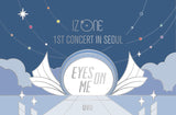 [PRE-ORDER] IZ*ONE - 1ST CONCERT IN SEOUL [EYES ON ME] DVD