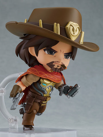 [ONHAND] Overwatch - Nendoroid 1030 McCree: Classic Skin Edition