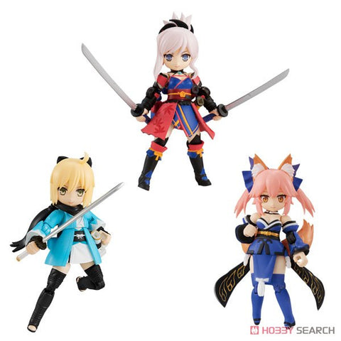 Desktop Army Fate/Grand Order Vol.3 (Set of 3) (PVC Figure)