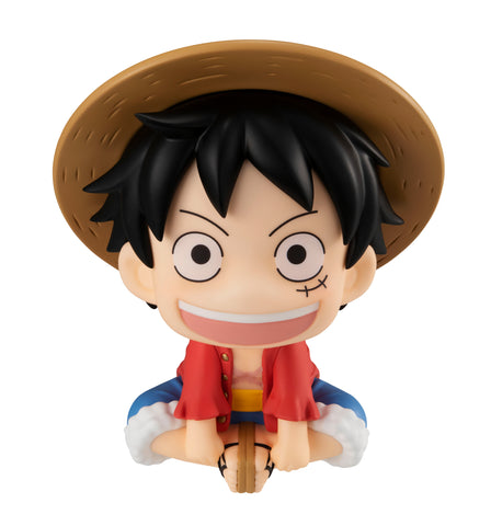 [Incoming Stock] Megahouse LOOKUP Monkey. D. Luffy - ONE PIECE