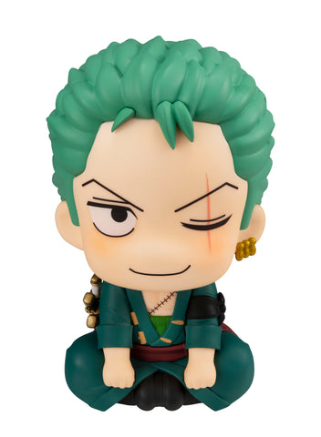 [Incoming Stock] Megahouse LOOKUP Roronoa Zoro - ONE PIECE