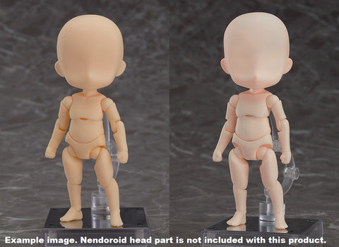 [PRE-ORDER] Nendoroid Doll archetype 1.1: Boy (Almond Milk / Cream)