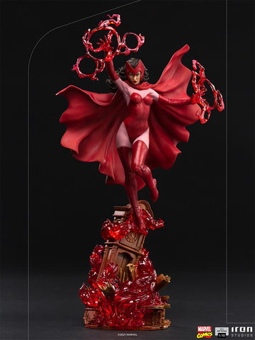 [PRE-ORDER] IRON STUDIOS Scarlet Witch  BDS Art Scale 1/10 - Marvel Comics