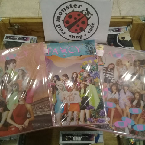 [Unsealed] Twice - Fancy You (B Ver. w/ Sana CD Only)