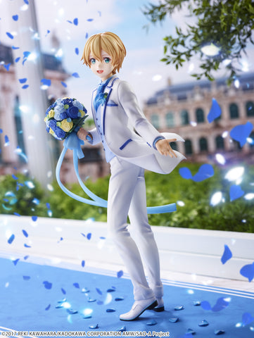 [PRE-ORDER] eStream Sword Art Online Alicization Eugeo -White Suit Ver.- 1/7 Complete Figure