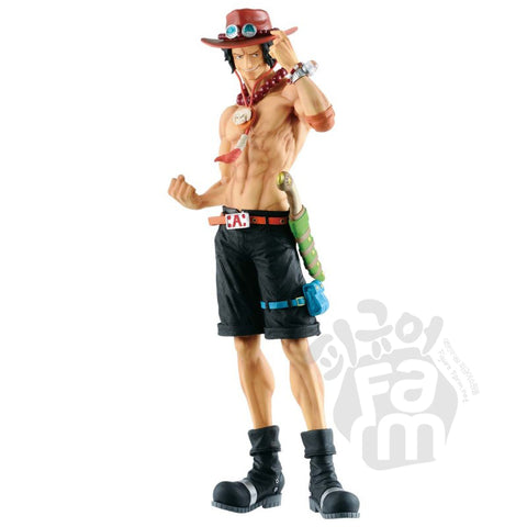 [ONHAND] Masterlise - One Piece 20th History - Portgas D. Ace