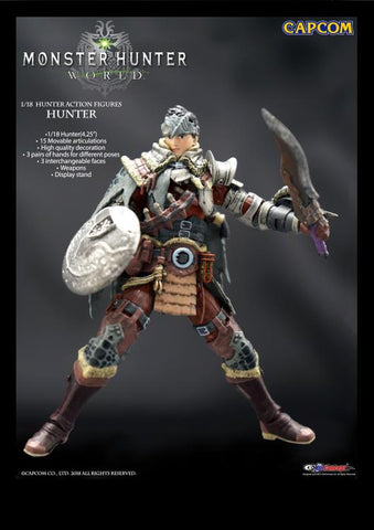 [PRE-ORDER] KITZCONCEPT 1/8 Scale Hunter - Monster Hunter