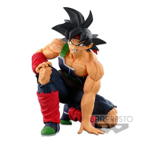 [PRE-ORDER] BANPRESTO WORLD FIGURE COLOSSEUM 3 SUPER MASTER STARS PIECE THE BARDOCK [THE ORIGINAL] - DRAGON BALL SUPER