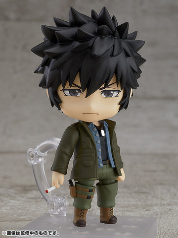[ONHAND] Nendoroid 1066-DX Shinya Kogami (SS Ver.) - PSYCHO-PASS: Sinners of the System