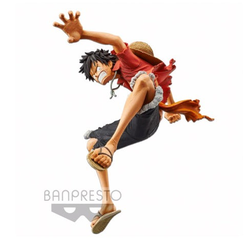 [ONHAND] One Piece Stampede Movie - King of Artist - Monkey D. Luffy