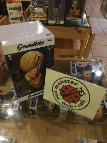One Piece (The Grandline Men) Grandista Figure - Sanji