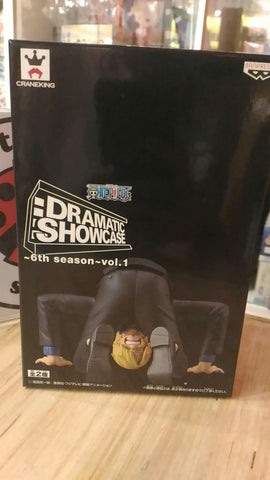 One Piece - Dramatic Showcase - 6th Season Vol. 1 Sanji