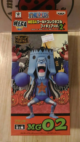 Mega WCF vol. 2 - Franky - One Piece