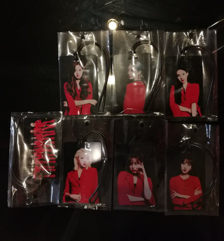[Unofficial] Twice Lights - Bag Tag (Per Piece)