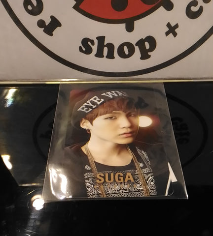 BTS - No More Dream Japan Album Official Photocard - Suga