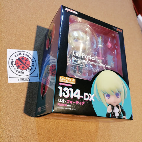 [ONHAND] Nendoroid 1314-DX Lio Fotia: Complete Combustion Version - PROMARE