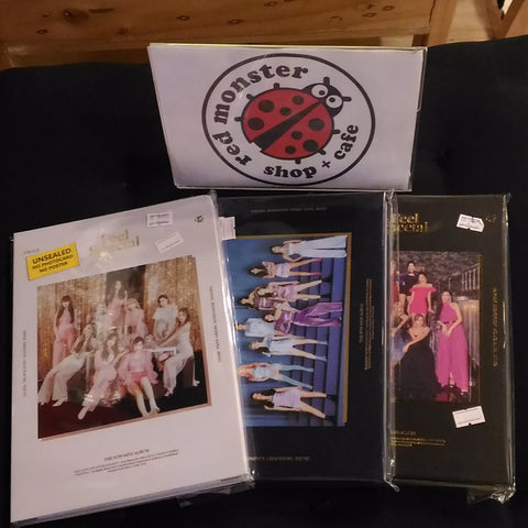[ONHAND] Twice - Feel Special Album (Unsealed)