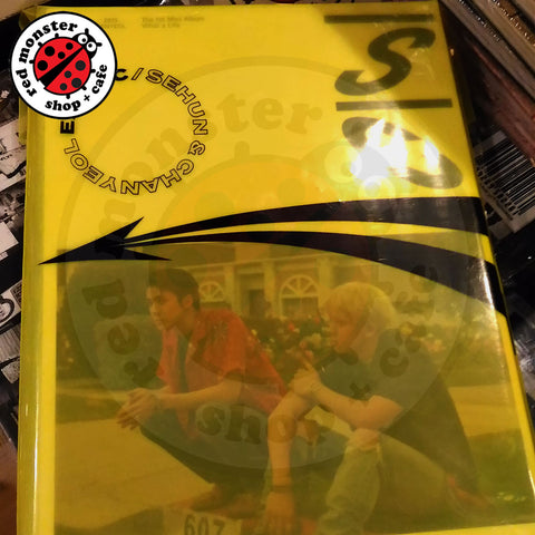 [ONHAND] EXO-SC 1st Mini Album - What a life