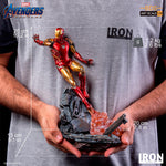 Iron Man Mark LXXXV BDS Art Scale 1/10 - Avengers Endgame