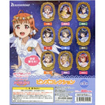 Love Live Sunshine - Metal Pins Collection Gashapon Aquors (Per Piece)