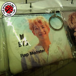 [Unofficial] Kpop Leather Coin Purse