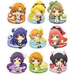 "Decorich PVC Pin: Love Live! ""Mogyutto 'love' de Sekkin Chu"""