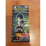 Banpresto Attack on Titan: Levi World Collectible Figure