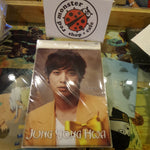 CNBLUE Clear File - Jung Yong Hwa