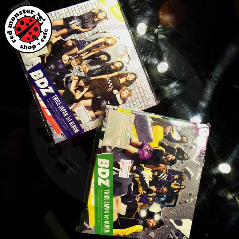 Twice - BDZ Japan 1st Album Limited Edition Onhand