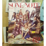 [Unsealed] SNSD SONE Note Japan Official Fanclub