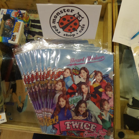 [Unofficial] TWICE Clear File - Group