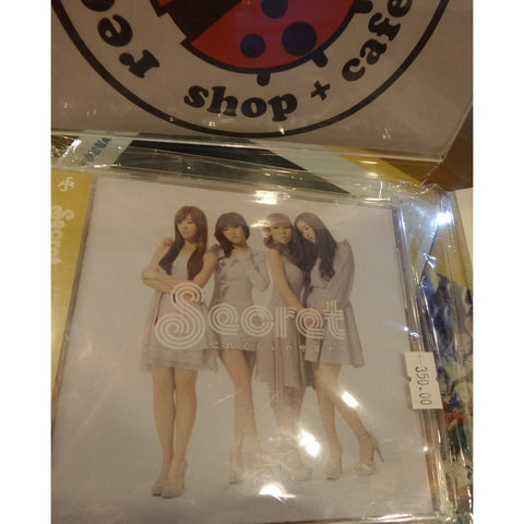 [Unsealed] Secret Japan Single Album