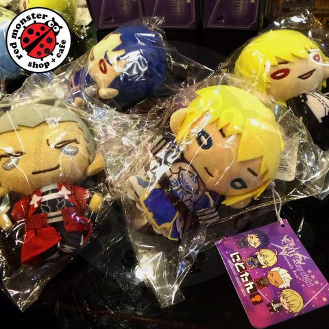 Fate Stay Night Small Nitotan Plush with BallChain