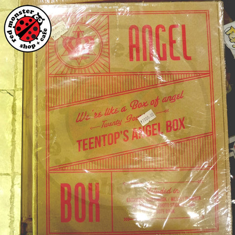 TeenTop Angel Box Sealed