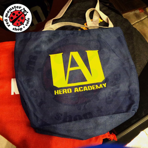 [Unofficial] My Hero Academia - UA Canvas Tote Bag