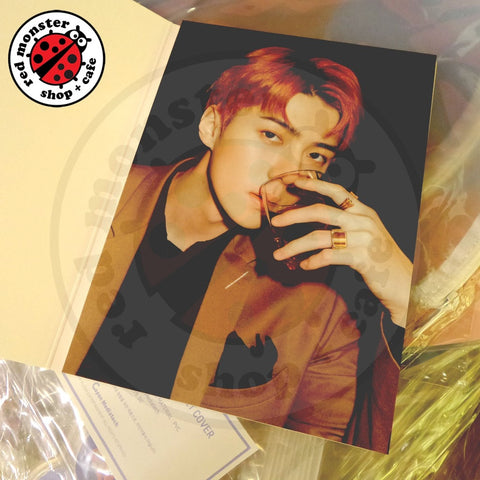 Exo - Don't Mess Up my Tempo Postcard Set (per member)