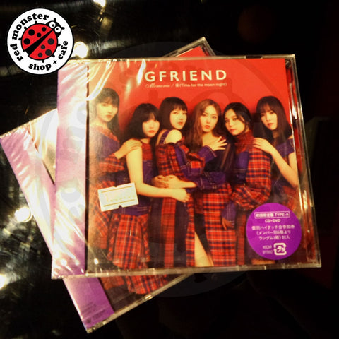 Gfriend - Memoria (Type A First Press | Limited)