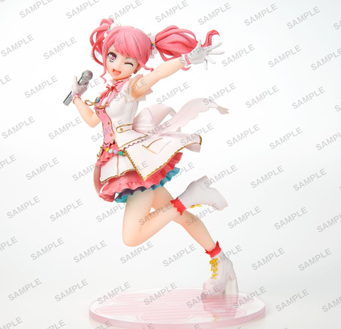 Bushiroad Creative 1/7 Scale VOCAL COLLECTION Aya Maruyama from Pastel*Palletes - Bang Dream! Girls Band Party!