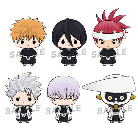 Megahouse CHOKORIN MASCOT BLEACH (SET of 6) + GASHAPON