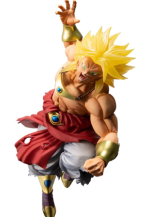 Ichibansho Figure - Dragon Ball - Super Saiyan Broly 94'