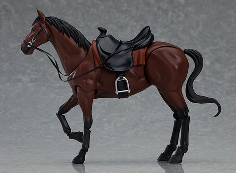 Max Factory figma 490 Horse ver. 2 (Chestnut)