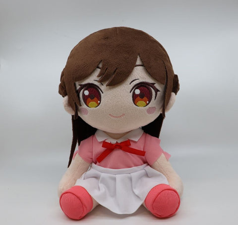 [ONHAND] Square Enix Taito BIG Plush Mizuhara Chizuru - Rent-a-Girlfriend